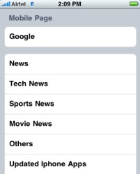 Edge browser app for iphone
