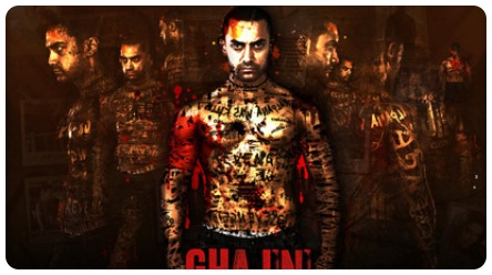 Ghajini Hindi