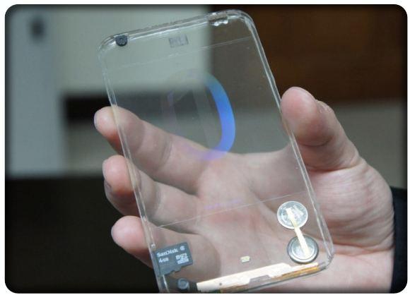 transparentsmartphone