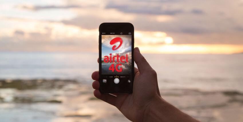 Airtel 4G sim swap fixed — Prasanth