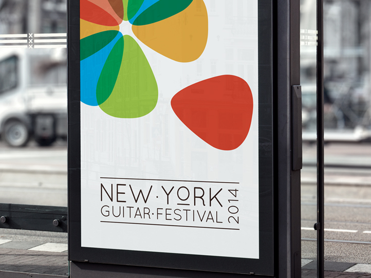 NY Guitar Festival Billboard