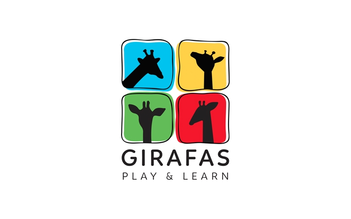 Girafas Play & Learn Logo