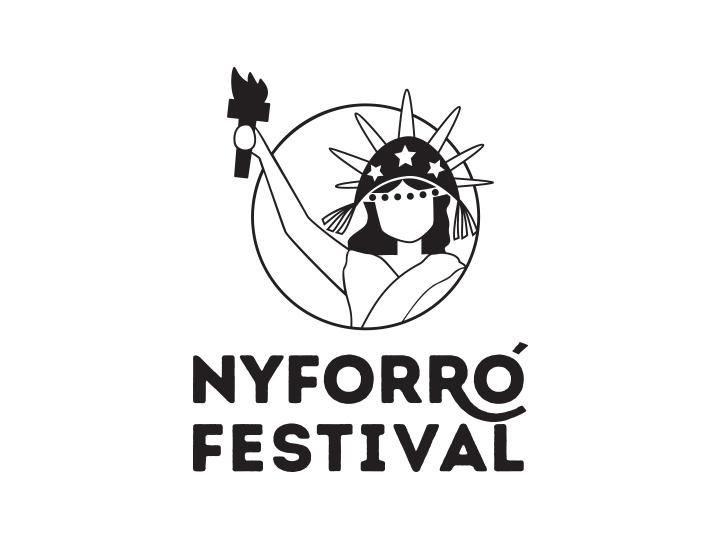 New York Forro Festival Logo