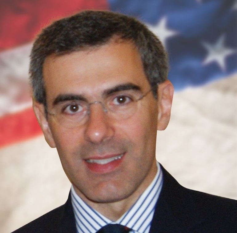 Simone Crolla Managing Director, American Chamber of Commerce in Italy