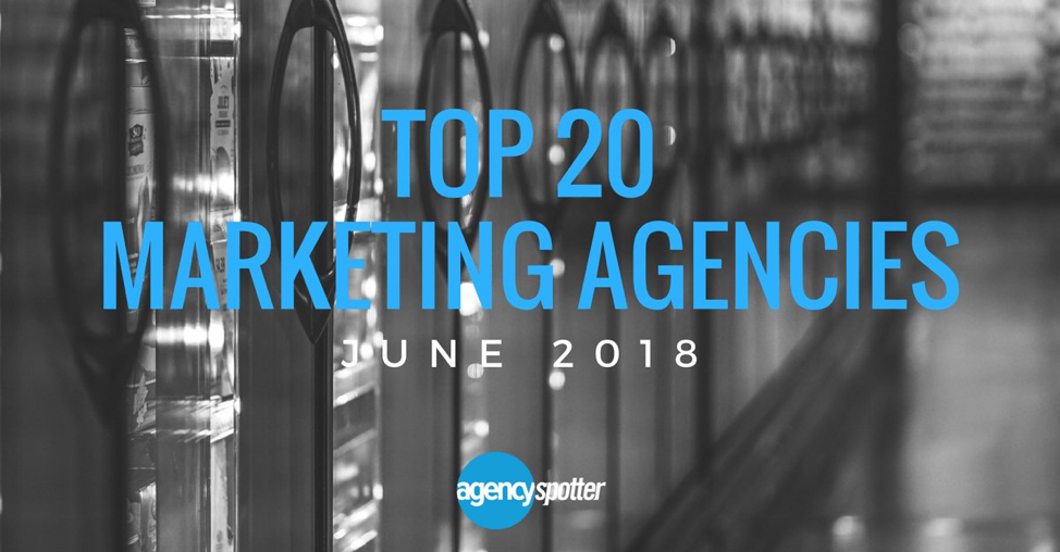 Top Marketing Agency by Agency Spotter