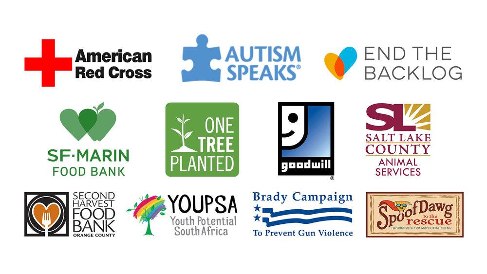Organizations E29 Supports