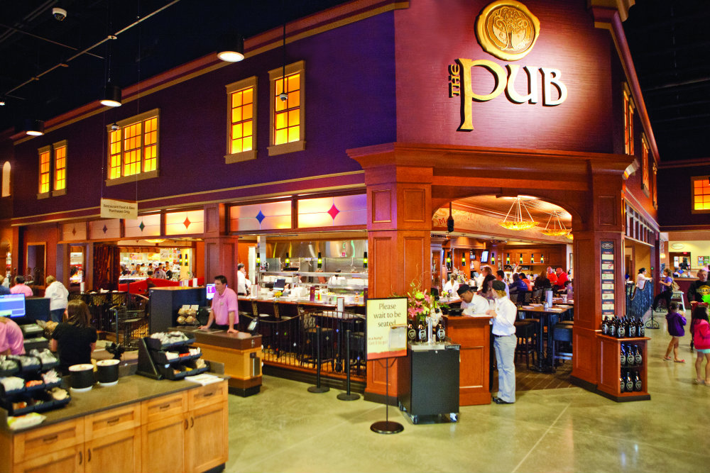 The Pub at Wegmans in King of Prussia, PA
