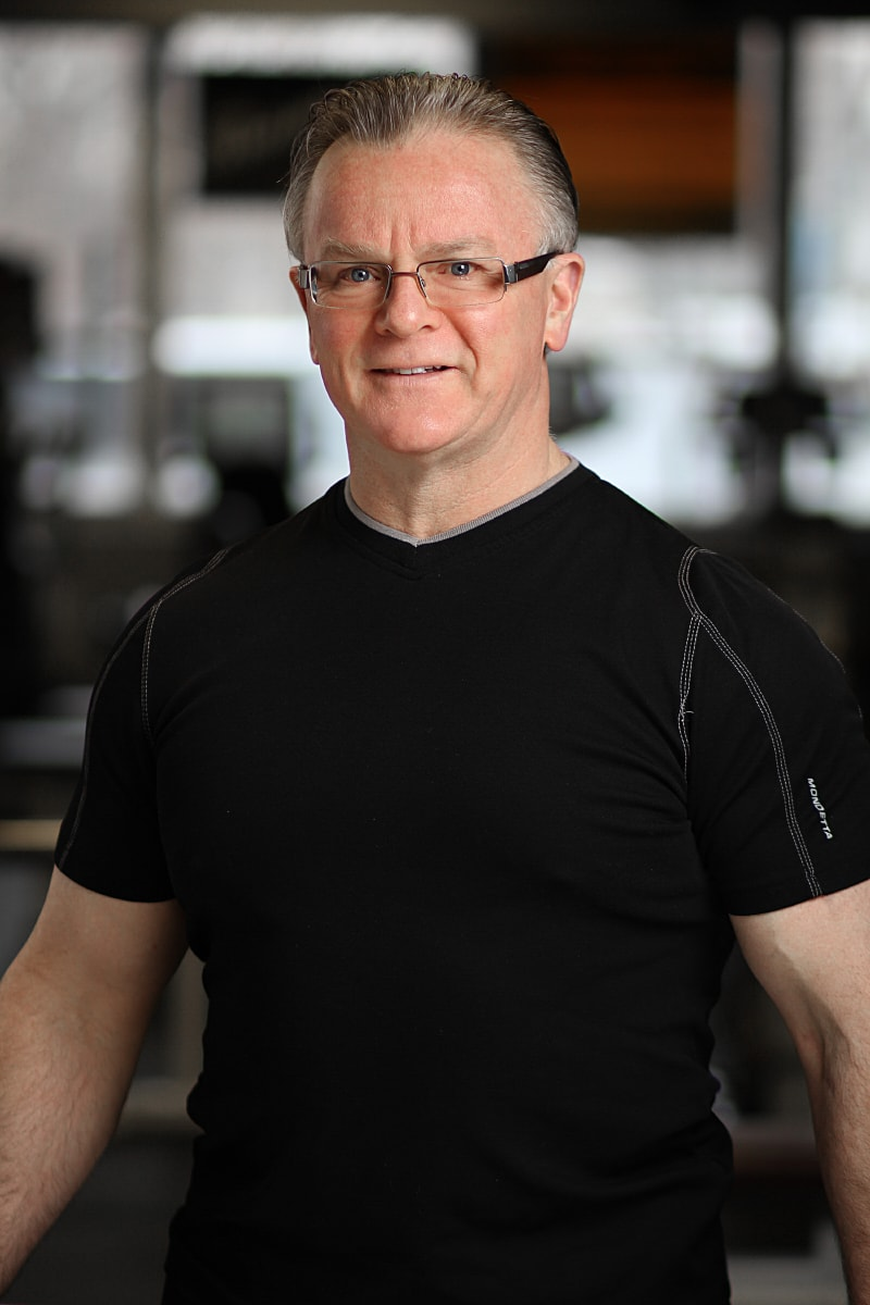 MORLEY FLOOD - haS been involved in the fitness industry as a coach, both to athletes & personal training clients, for over 30 years.