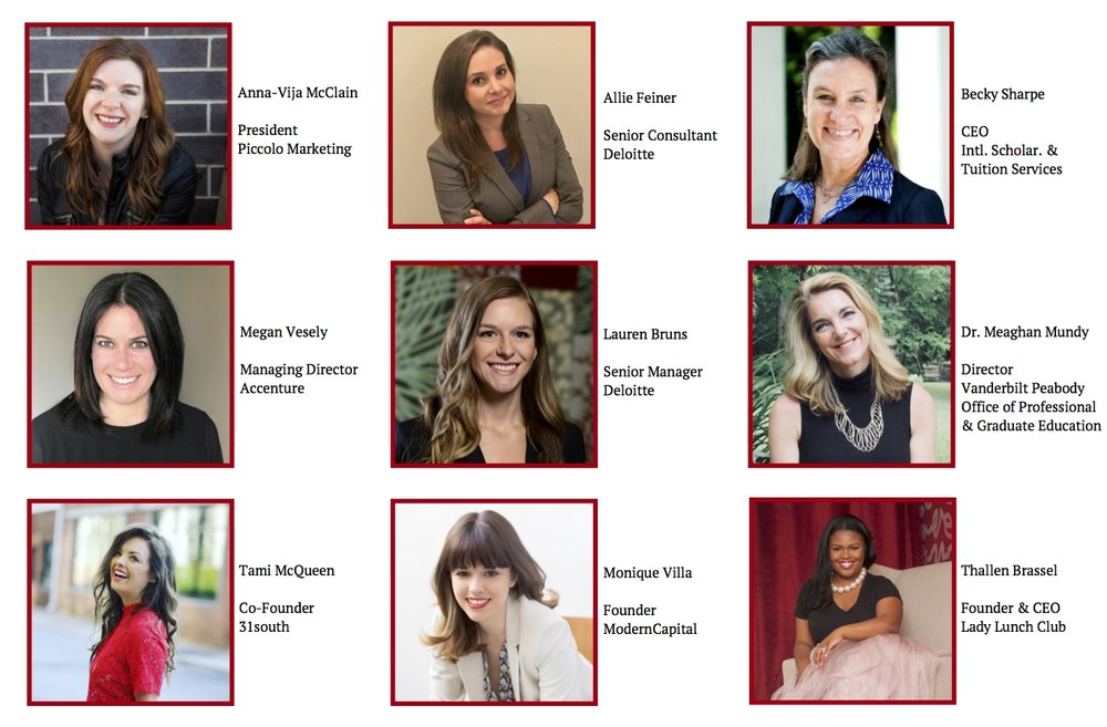 Career Guides Authors. Experienced businesswomen answer key career launch questions.