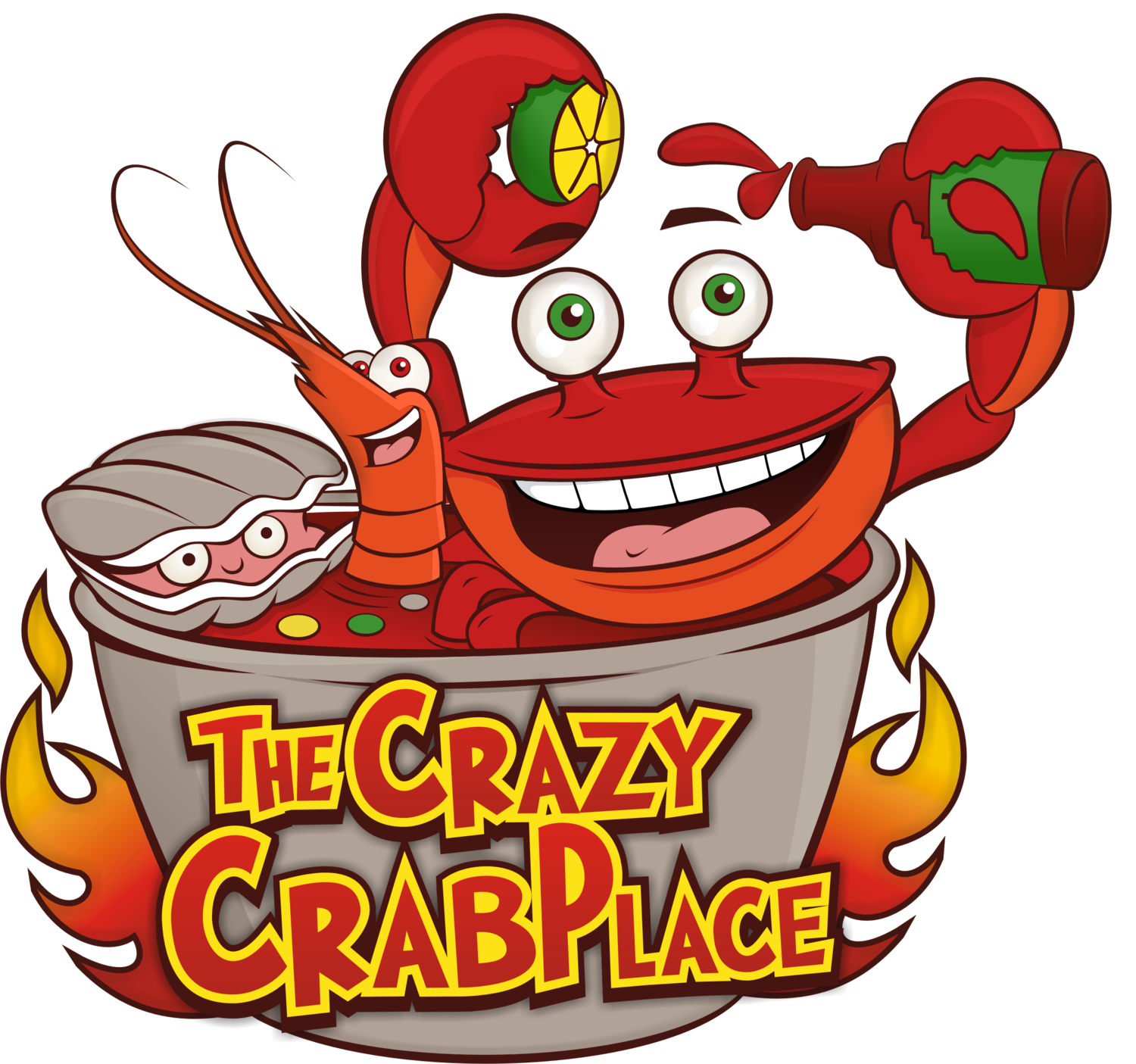 The Crazy Crab Place