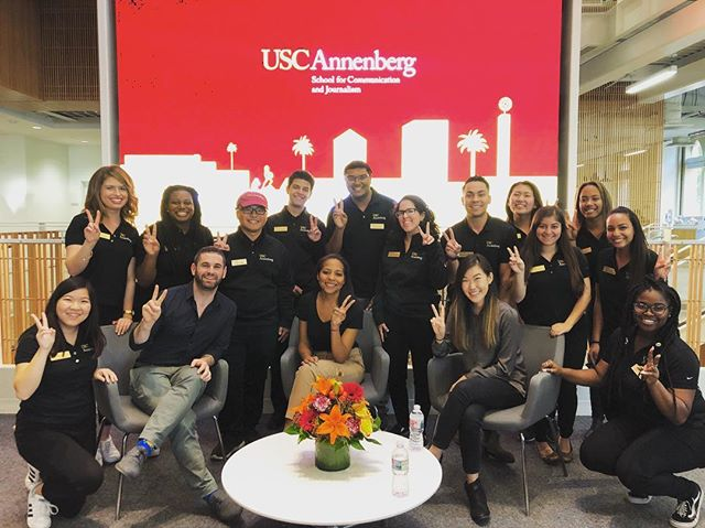 We loved helping out at #DiscoverUSC and meeting so many students and parents! Thank you to all those who came especially our alumni and faculty who helped us share our passion and love for Annenberg! #DiscoverASCJz