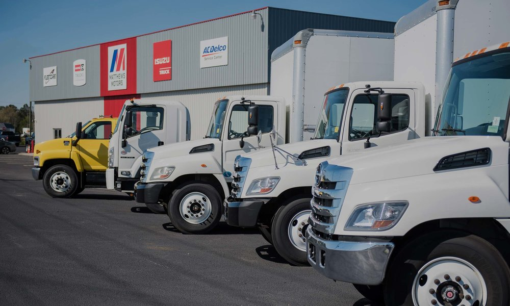 Commercial Trucks -