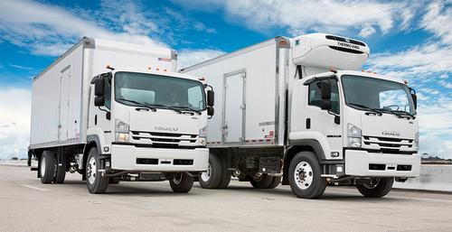 isuzu trucks matthews motors