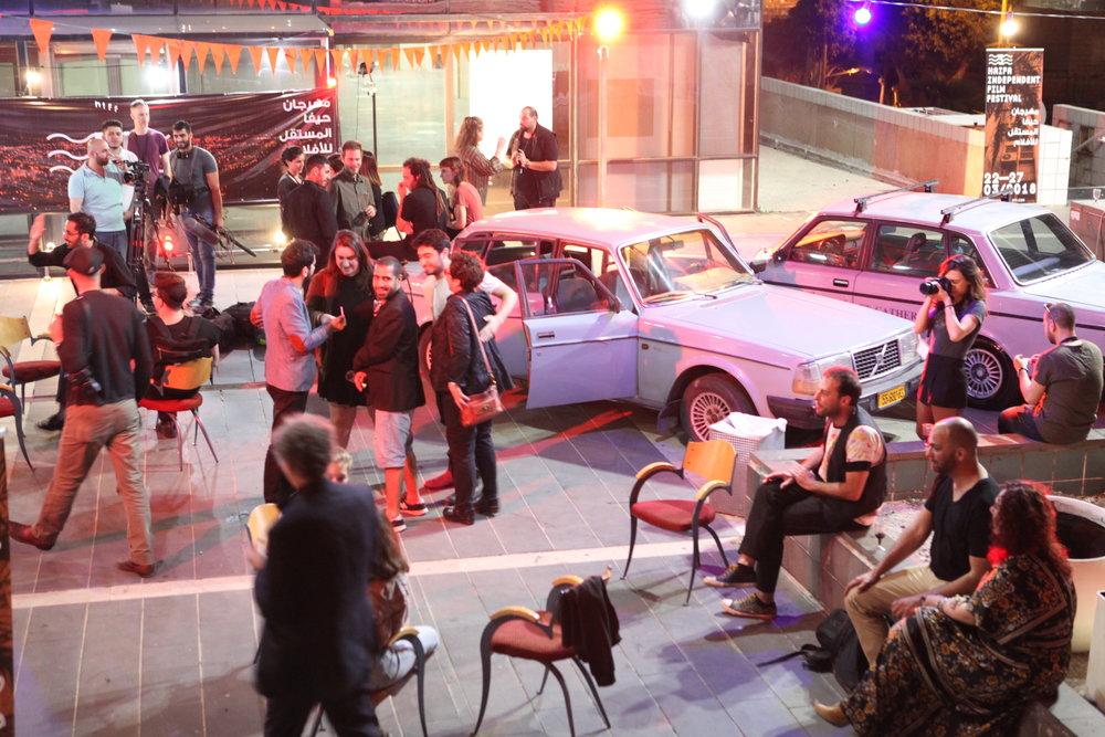 Haifa Independent Film Festival HIFF 2018_8414.JPG