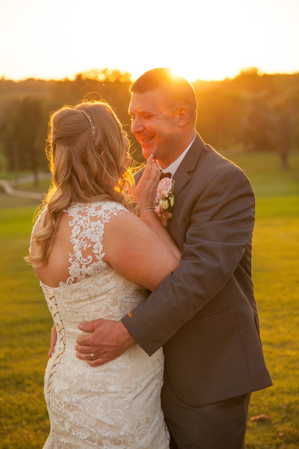 """""""Anyone looking for a photographer to capture all the memories of your special day, check out Dani!! She was absolutely amazing every step of the way, and just made everything a whole lot easier. I still can't believe how beautiful all our photos came out and am looking forward to her capturing our future special moments!!"""" - Heather & Joe"""