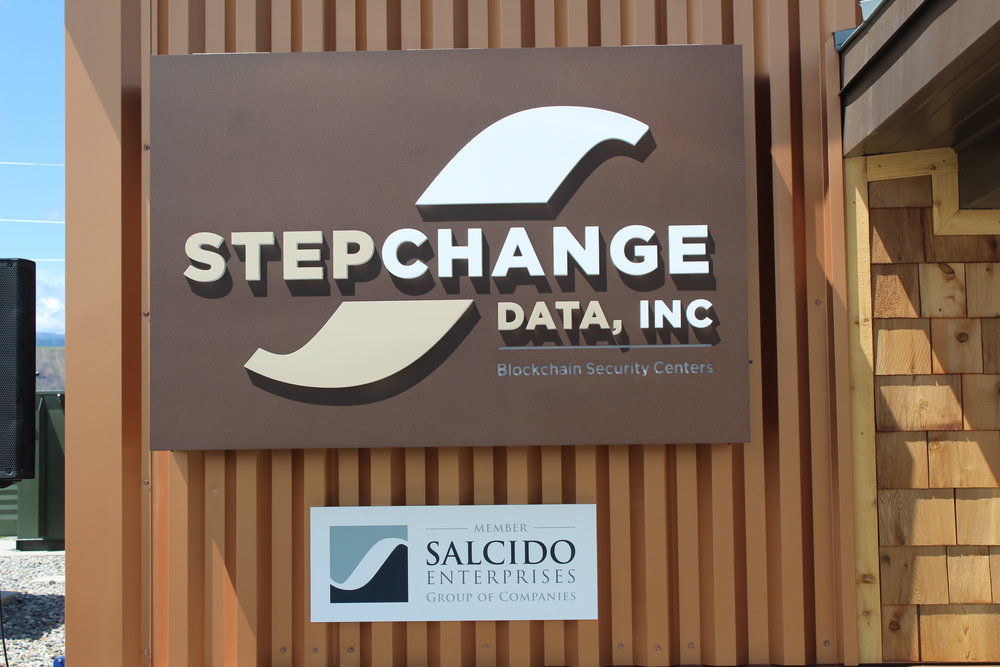 Stepchange Data Sign.JPG