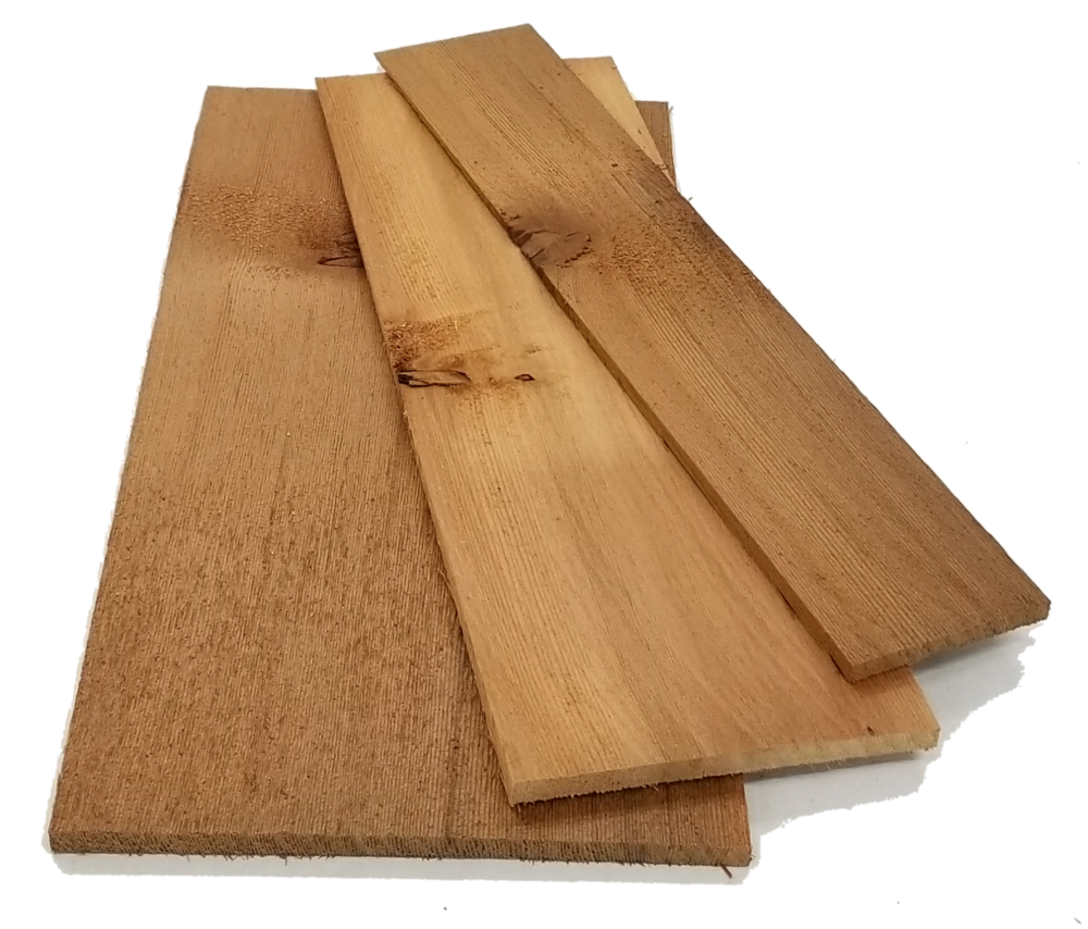 REBUTTED AND RE-EDGED SHINGLES: CLEAR VERTICAL GRAIN 8 INCH (CVG8)