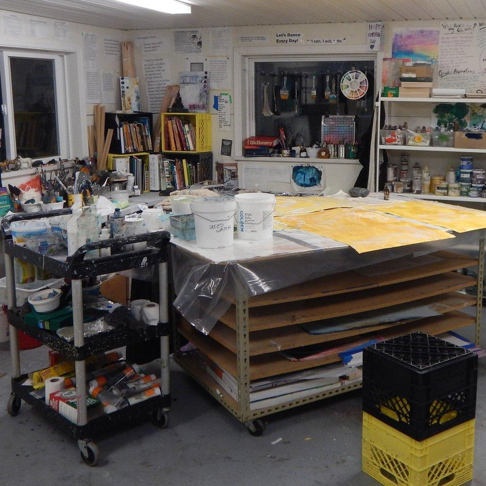 Studio Visits -