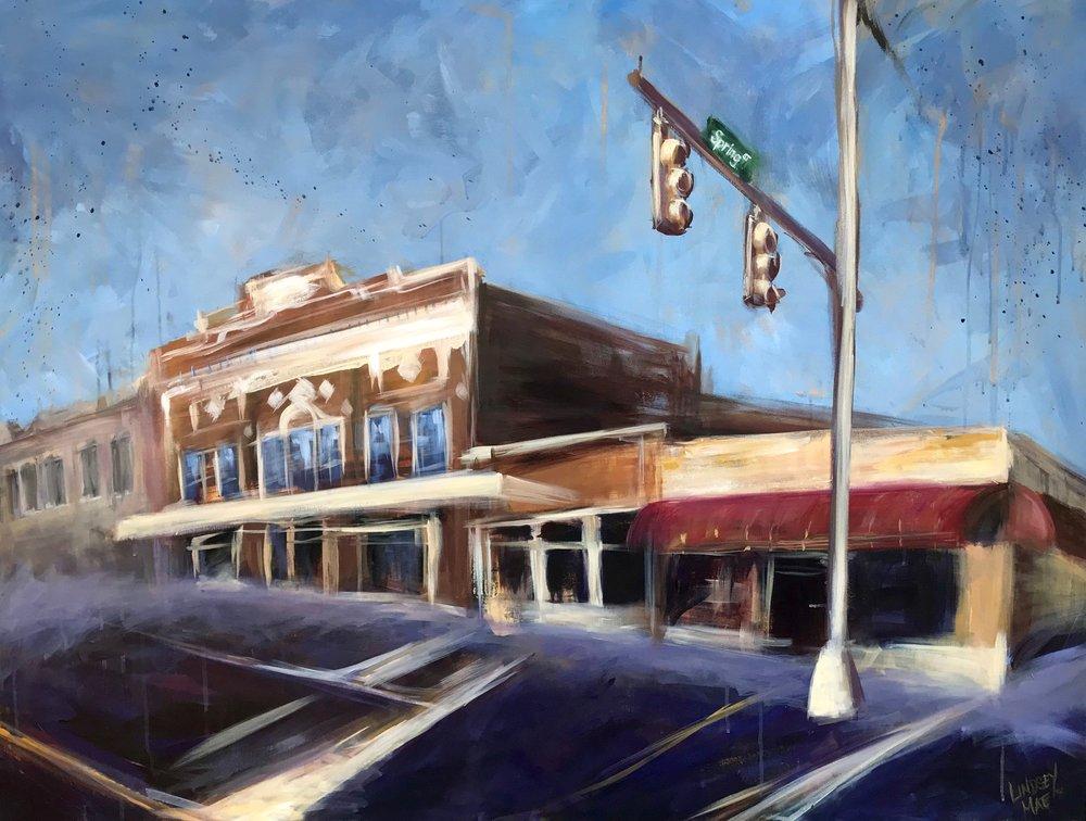 Downtown Burlington