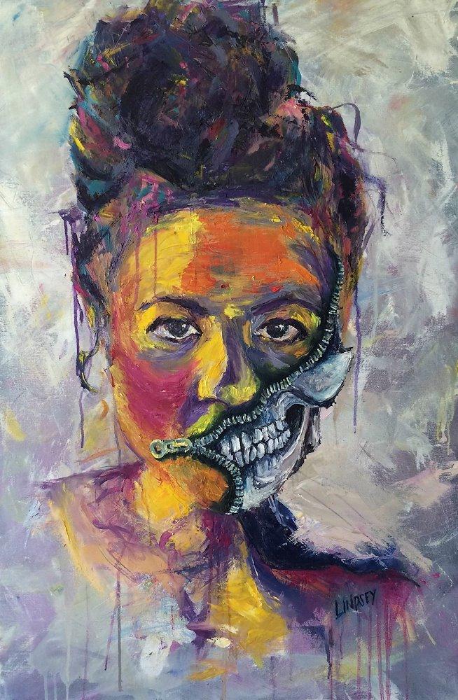 Masks: My Sister