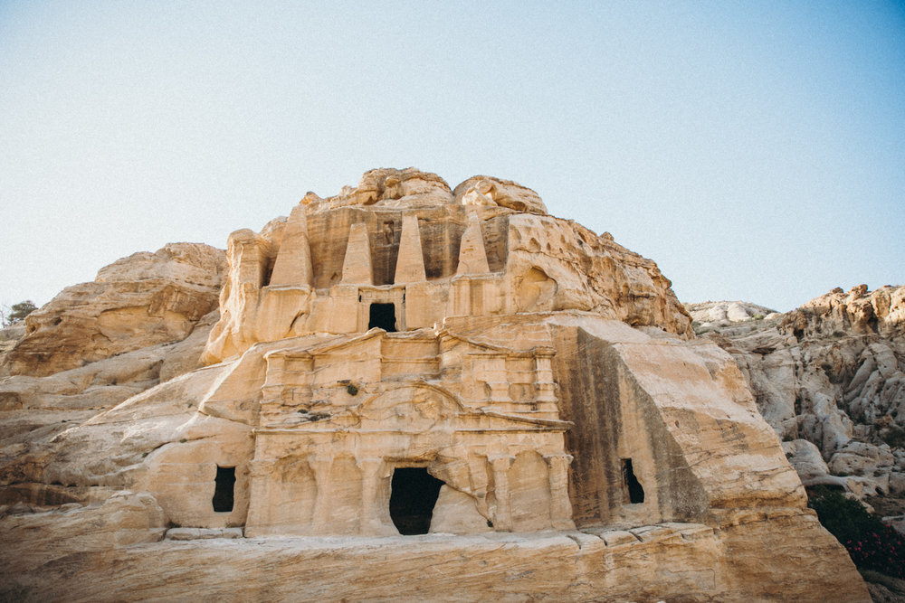 Our last couple of days were spent in Petra!!