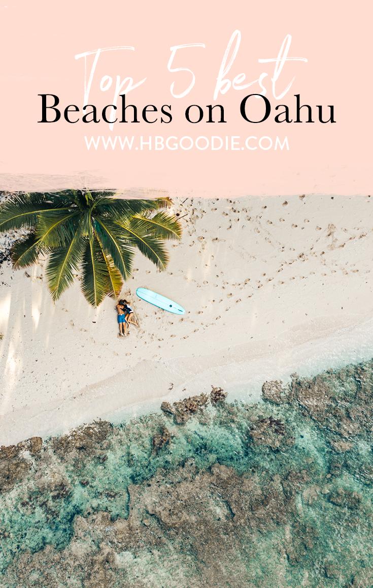 hbgoodie.com Oahu Travel Guide things to do in Hawaii best beaches on Oahu Waimea Bay North Shore