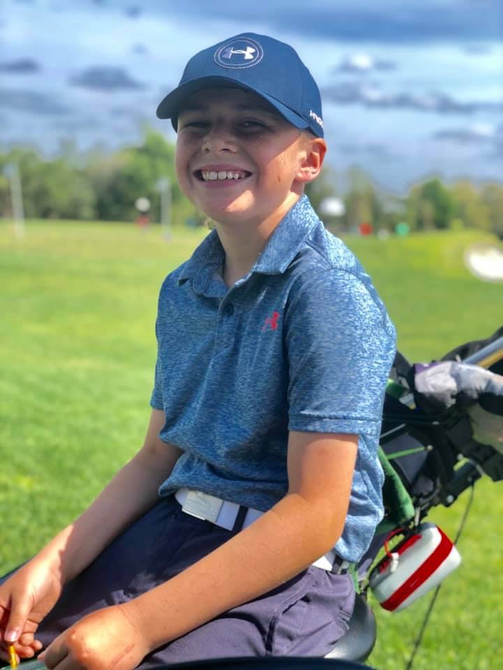Braden Plaisted - Braden started playing golf at the age of 8. Now 11 years old, Braden is a member of the Golden Bear Golf Team under the coaching of Porter Metcalf, Jr.Braden enjoys putting and his favorite course to play on is Celebration Golf Club in Orlando, Florida. He is playing on the US Kids Tour and the Top 50 Junior Tour and hopes to continue to become a better golfer at the Nicklaus Academy.Welcome to the Team, Braden!