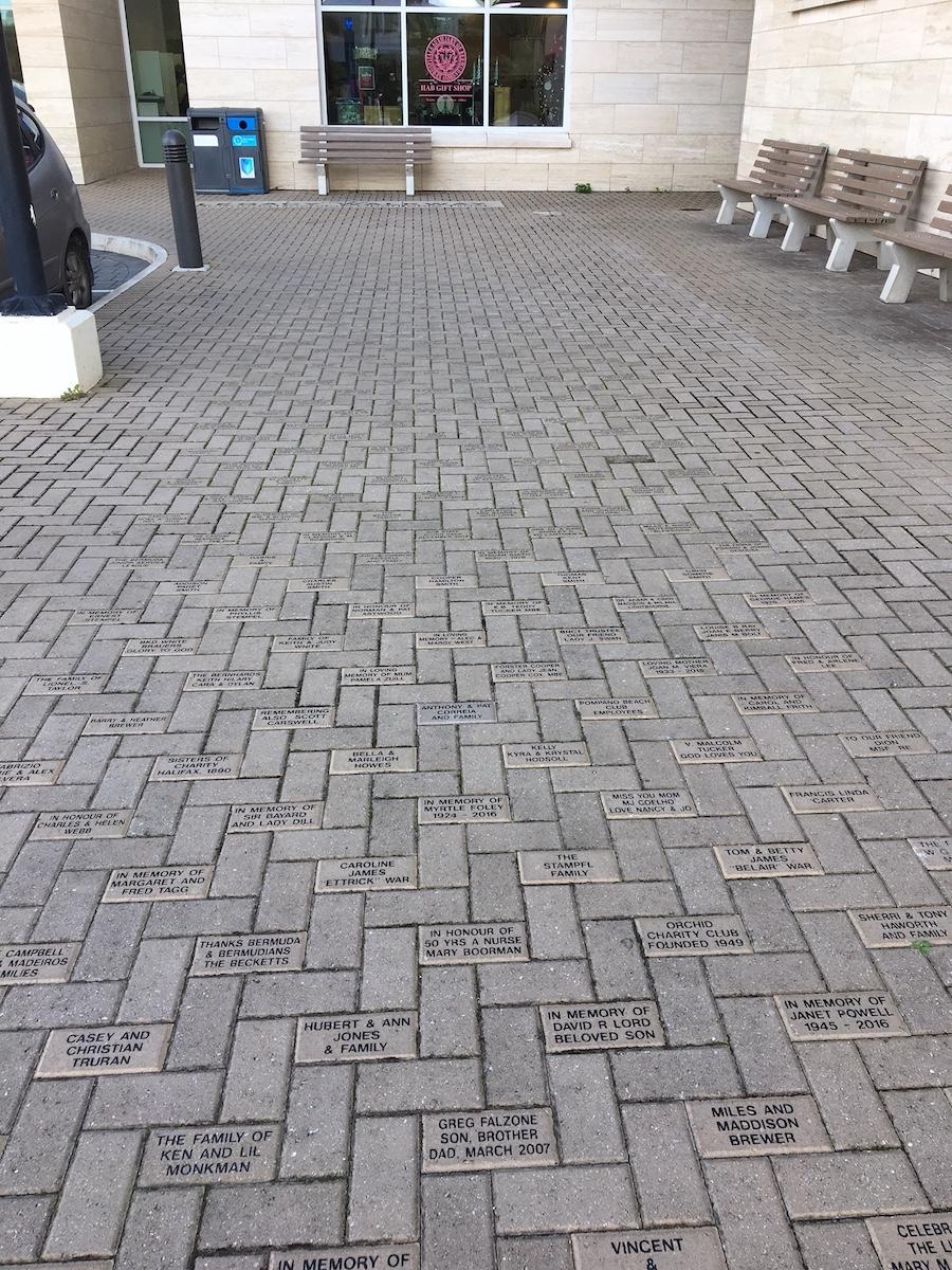 Legacy Walkway, King Edward VII Hospital