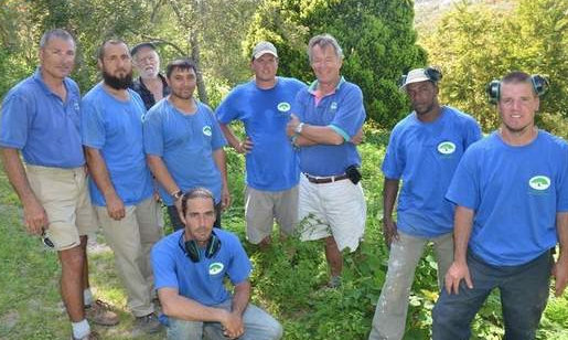 Charity effort - Horsfield Landscape and Design used their chainsaws for charity, clearing out invasive casuarina pines from the Alfred Blackburn Smith reserve in Paget, cared for by the Bermuda Audubon Society.READ FULL STORY