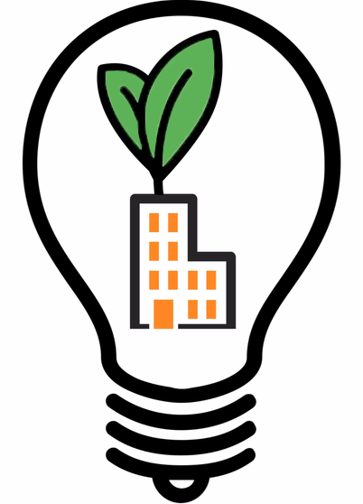 """Princeton Environmental Ideathon: imagine greener cities."" icon"