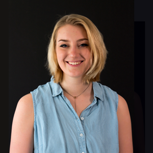 Megan Bequette '22  Corporate Outreach Head