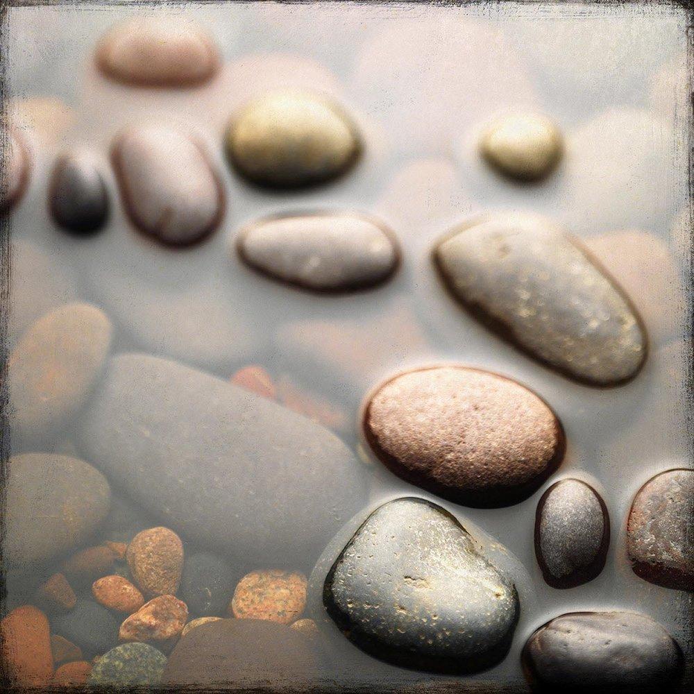 Stones In Stream