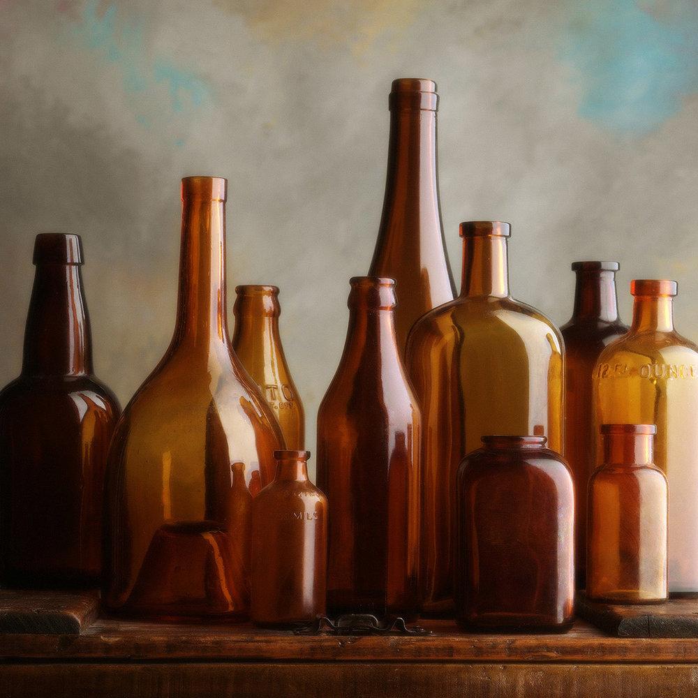 Bottle Skyline