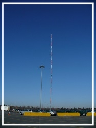 Wind Feasibility Study - ANTARES completes a wind feasibility study that included installation of a 50-meter met tower