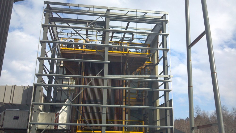 Biomass CHP Project - ANTARES assisted GUSC review a wide variety of options that balanced technical risk and economic return for its customers.