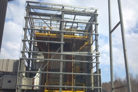 Biomass CHP - Biomass CHP project for Business & Technology Park in central NY