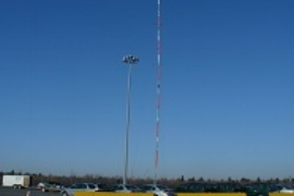 Federal Installation - ANTARES completes detailed wind assessment and met tower install
