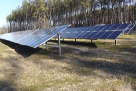 Community Solar - ANTARES assists Dominion Energy develop projects for their Community Solar Program.