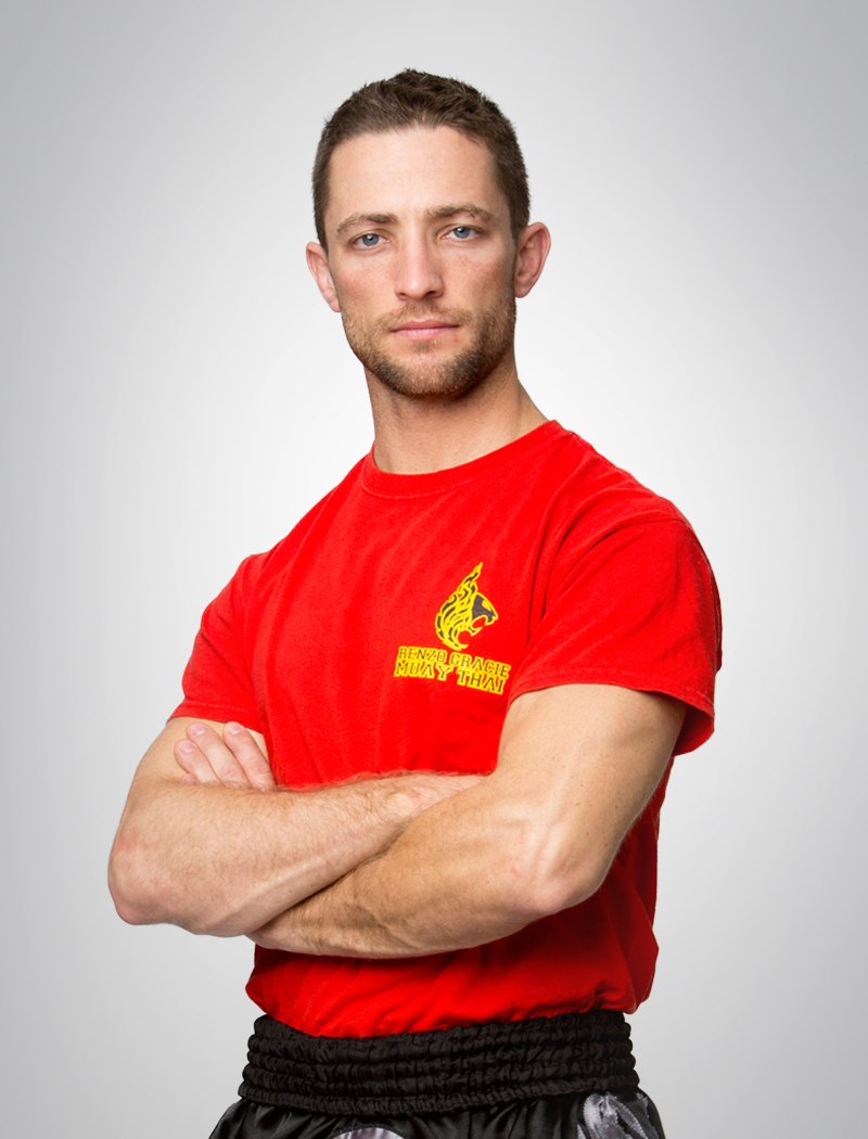 JOSHUA BRANDENBERG   Muay thai instructor