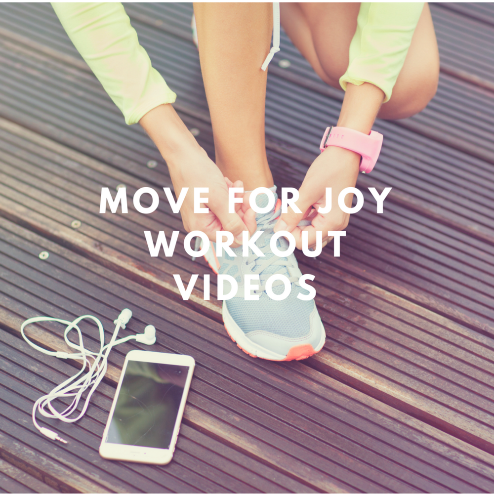 Move For Joy Workout Videos