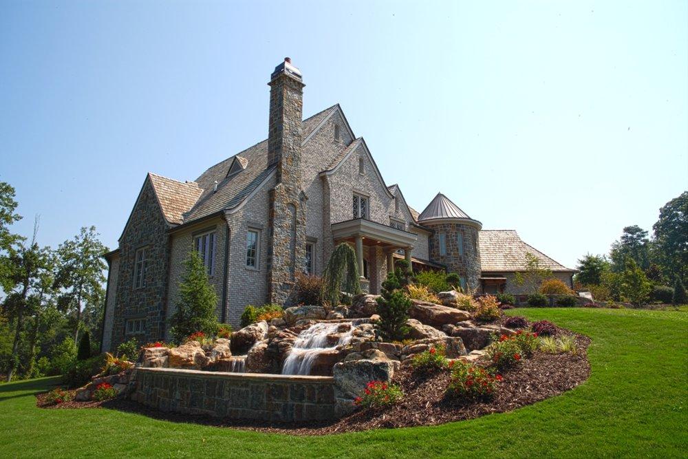 Manor country club - Custom Home