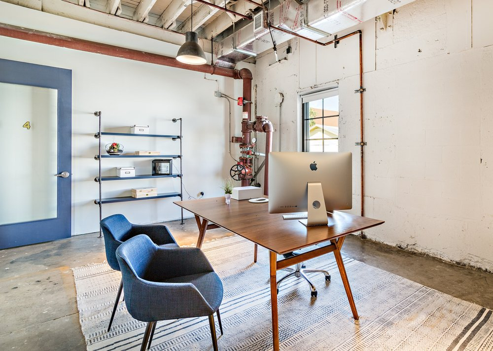 STARTING AT $2000/MONTHOffice Suite - It's like a private office, but larger. These suites comfortably accommodate teams of up to six people and give you the space to create a variety of layouts. These spaces are harder to come by, so if you're interested please get on our radar today!