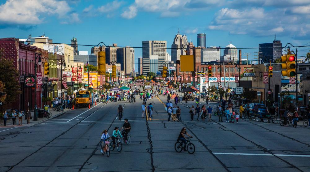 Open Streets Detroit 2017