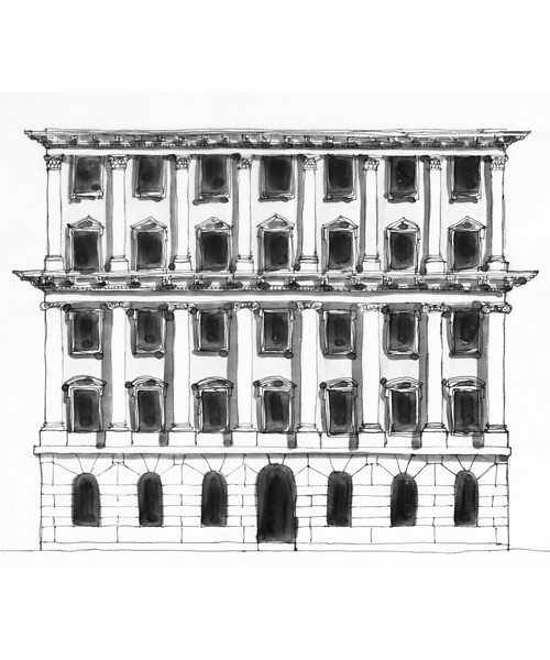 FACADE COMPOSITION