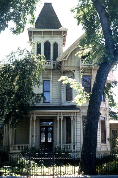 COHEN HOUSE, OAKLAND CA.