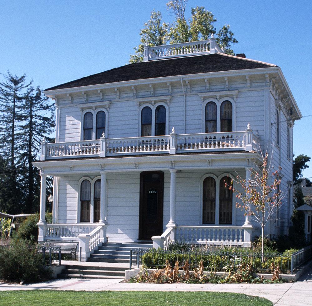 PERALTA HOUSE, OAKLAND CA.