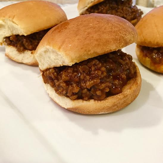 SLOPPY JOES- These little ones are so yummy!! @thefoodnanny.com