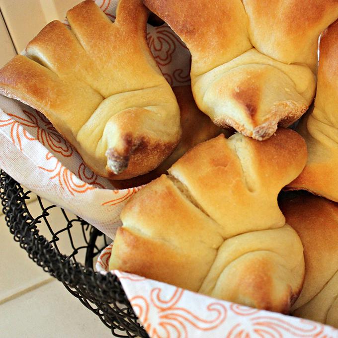 Lizs turkey crescent rolls