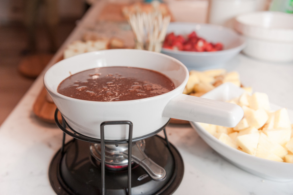 choc. fondue 2
