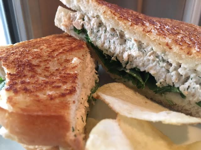 CLASSIC TUNA MELT- Don't forget sandwiches make for a yummy dinner too!!! thefoodnanny.com